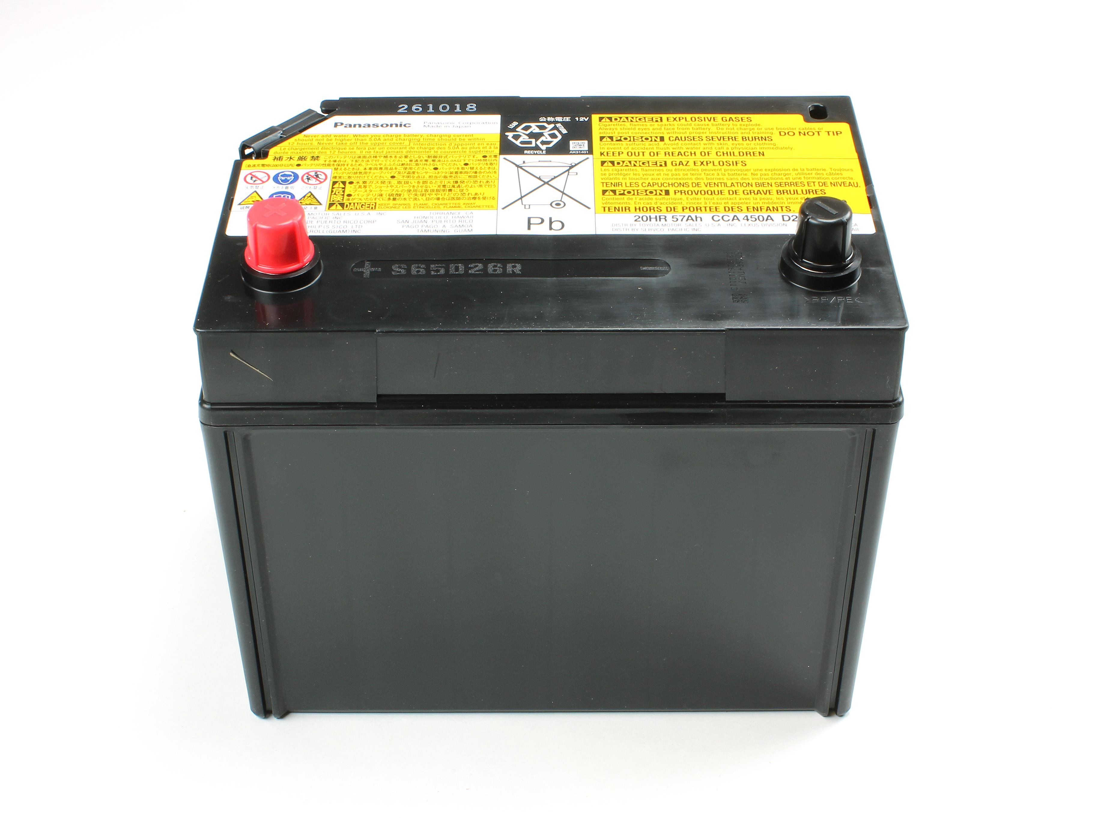 Toyota Camry Battery  Electrical  Batteries